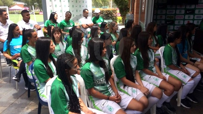 equipo femenino Nacional Copiar