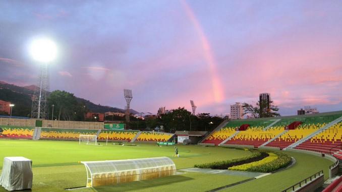 estadio bucaramanga