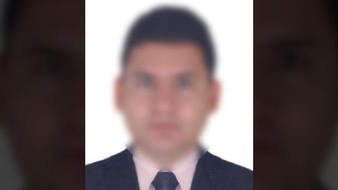 Alexánder Daniel Sánchez Rivera,