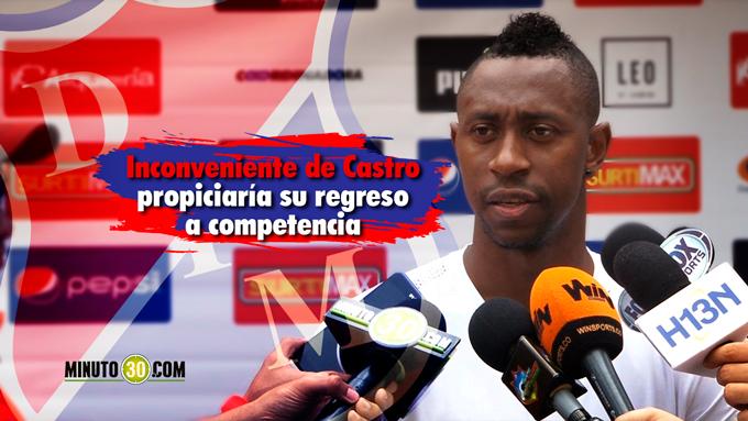 Caicedo reapareceria con Medellin