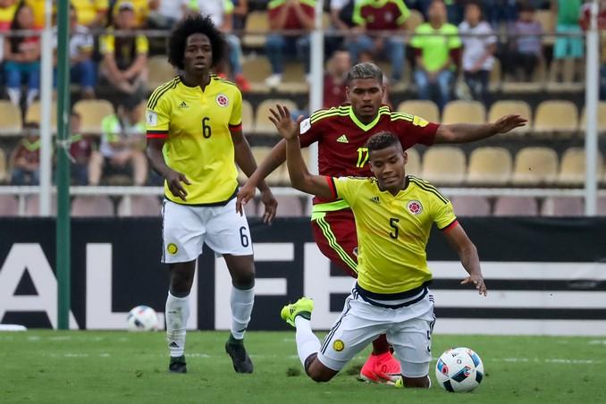 Colombia Venezuela 2