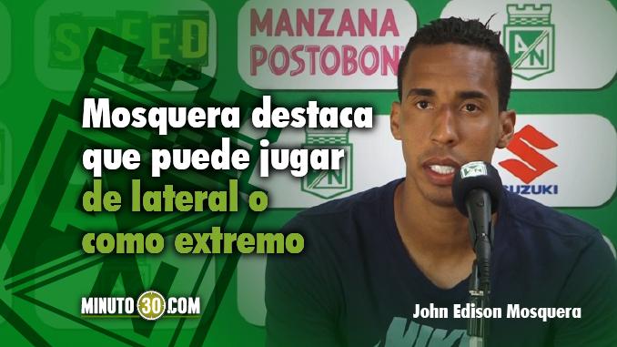 John Edison Mosquera