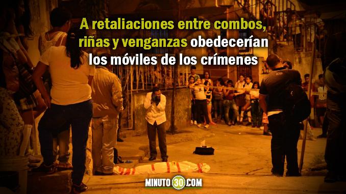 Jornada_Violenta_Miercoles_3_agosto_Medellin
