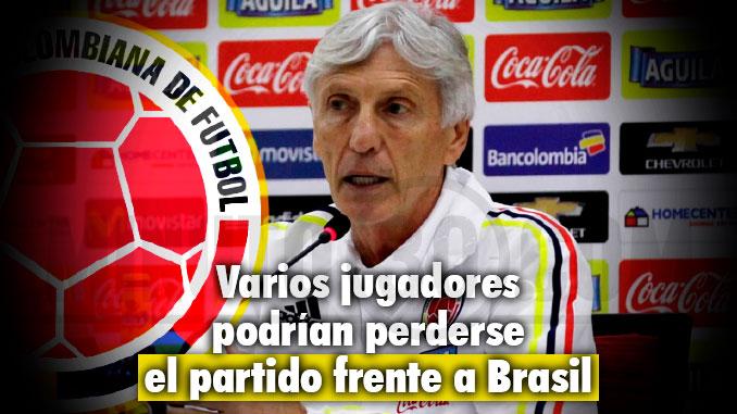 Jose Nestor Pekerman Seleccion Colombia