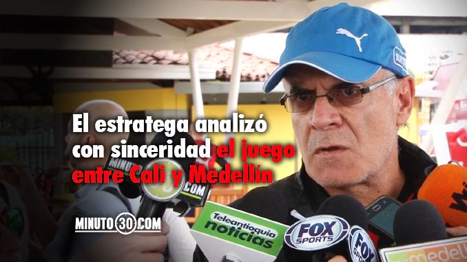 Juan Jose Pelaez analiz%C3%B3 partido