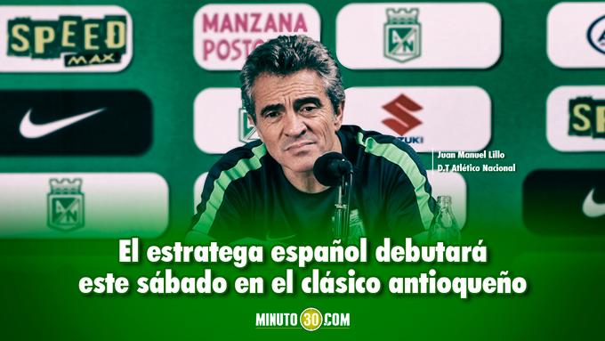 Juan Manuel Lillo clasico