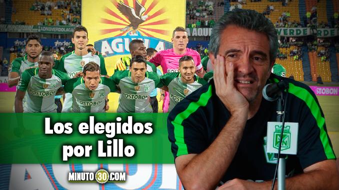 Juan Manuel Lillo concentrados