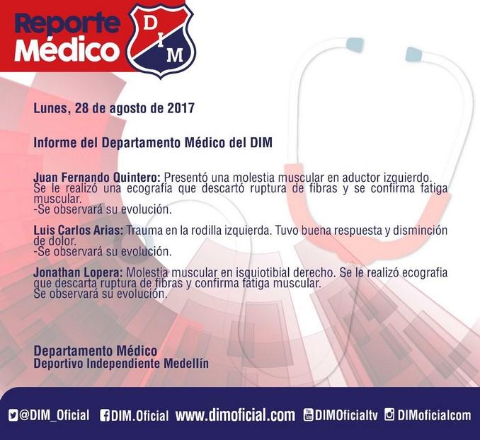 Parte medico Quintero Lopera Arias