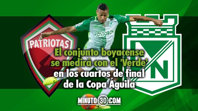 Patritas Nacional Copa Aguila