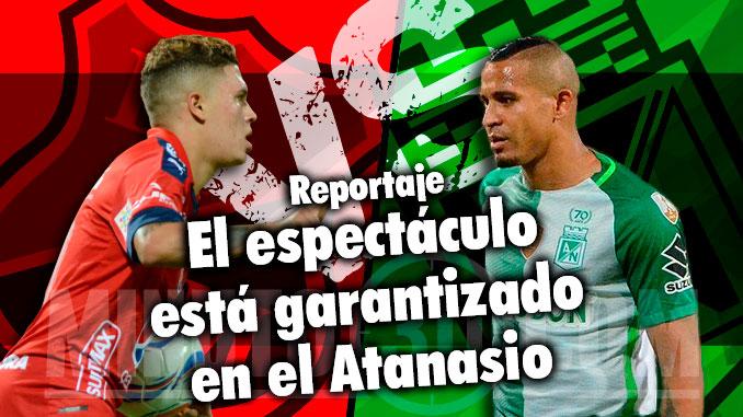 Quintero vs Macenlly Torres clasico antioqueno