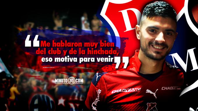 Rodrigo Erramuespe motivado