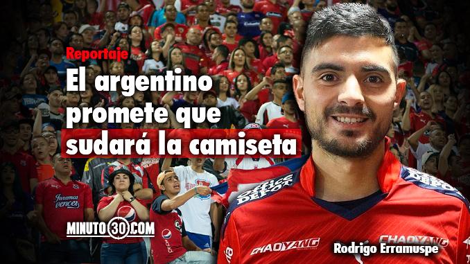 Rodrigo Erramuspe Medellin