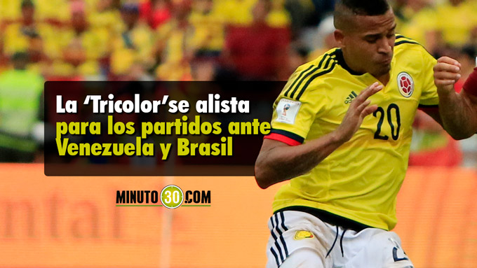 Seleccion Colombia Macnelly Torres