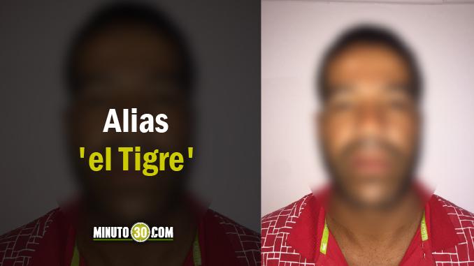 Alias el Tigre