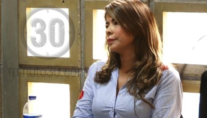 La exdiputada Ángela María Cano Vargas