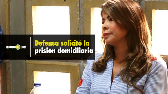 Condena contra exdiputada Ángela Cano no sería inferior a los 9 años de prisión