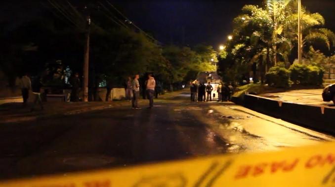 """""""Esto nos anima a arreciar las operaciones contra la delincuencia"""": Autoridades sobre el atentado en Bello - VIDEO"""