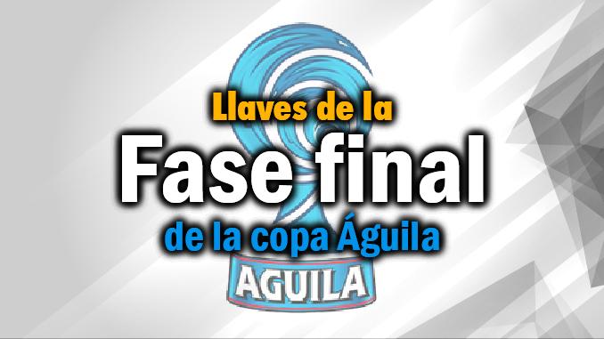 fase final Copa Aguila