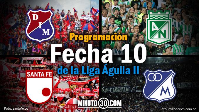 fecha10 Liga clasicos