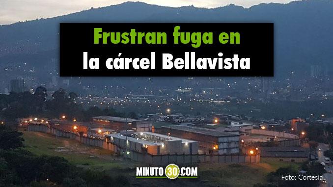 Dos internos intentaron escaparse de la cárcel Bellavista