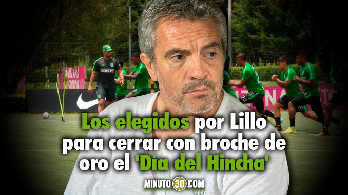 Atletico Nacional definio convocados para enfrentar a Huila