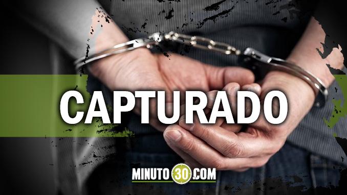 capturado, detenido