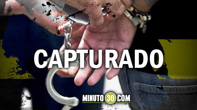 CAPTURADO DETENIDO 5