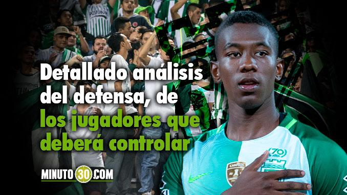 Carlos Cuesta previa Nacional Millonarios