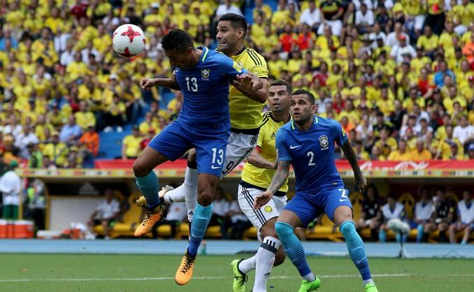 Colombia Brasil 1
