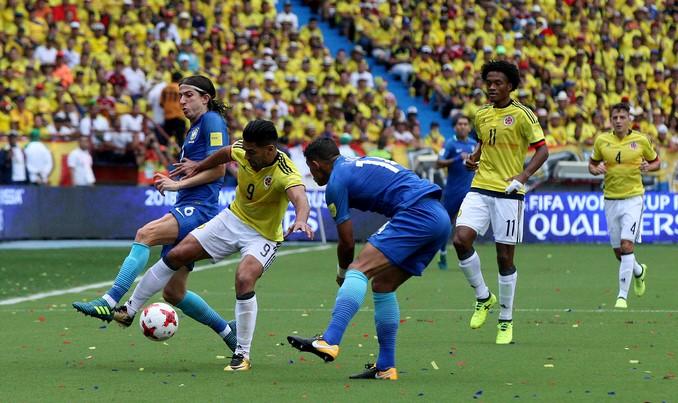 Colombia Brasil 3