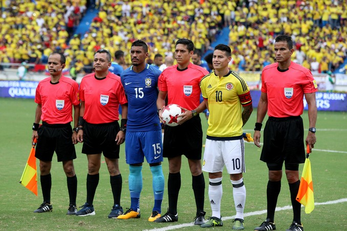 Colombia Brasil 4