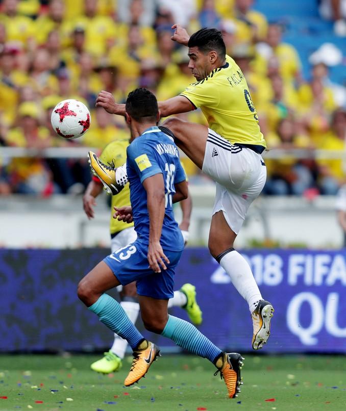 Colombia Brasil EFE 2