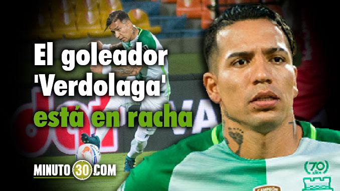 Dayro Moreno rompe record de Aristizabal