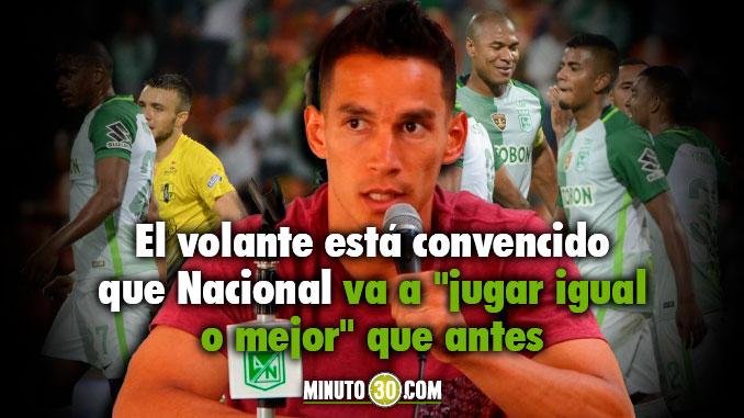 Diego Arias tambi%C3%A9n les envio un mensaje a los hinchas de Nacional1