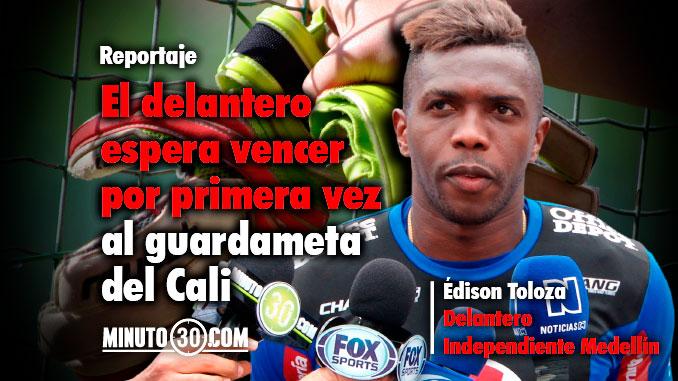 Edison Toloza Previa Medellin Cali