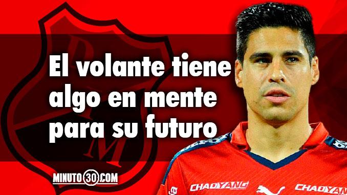 Futuro Mauricio Molina Medellin