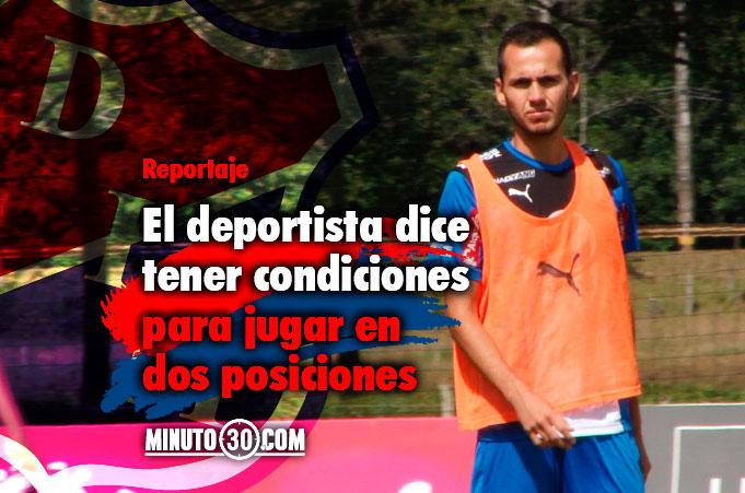 Gabriel Diaz defensa lateral Medellin