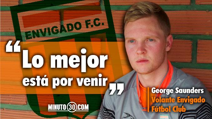 George Saunders Envigado