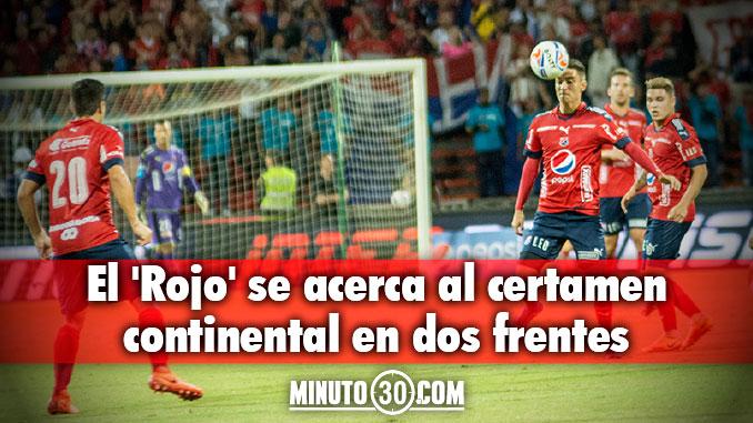 Independiente Medellin busca Copa Libertadores