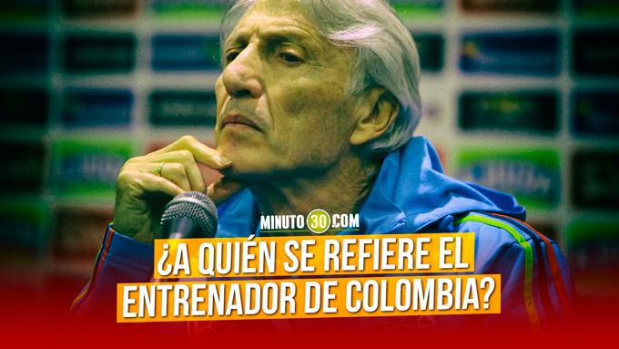 Jose Pekerman Colombia