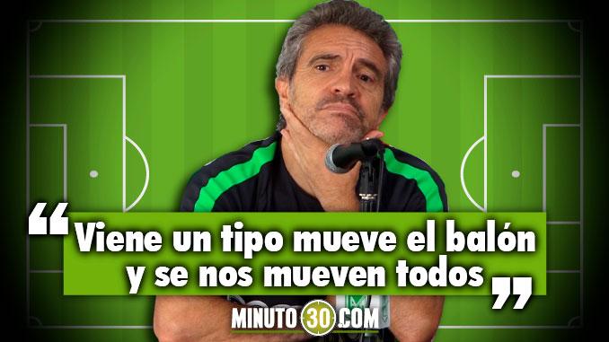 Juan Manuel Lillo tactica Nacional
