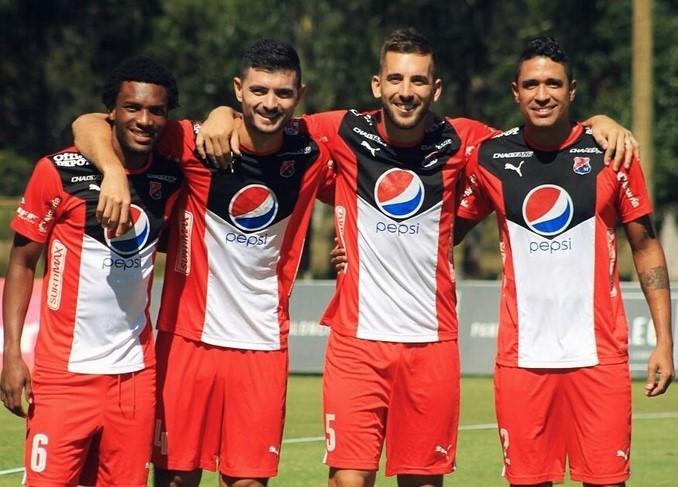 Jugadores Independiente Medellin Copiar
