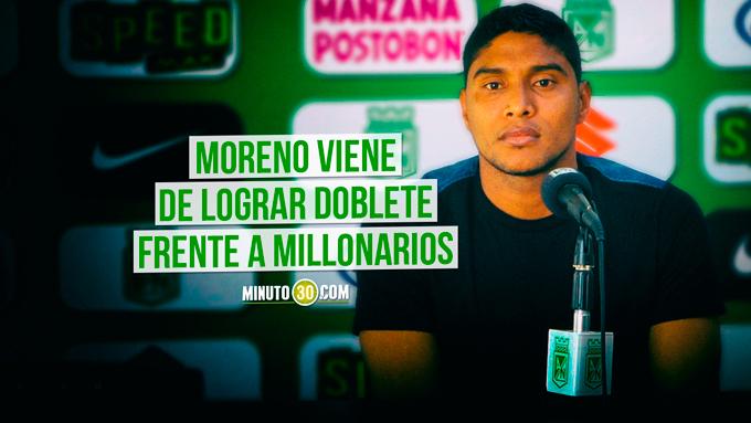 Luis Carlos Ruiz spbre Dayro Moreno