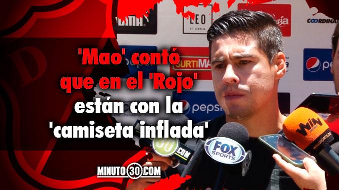 Mauricio Molina Independiente Medellin