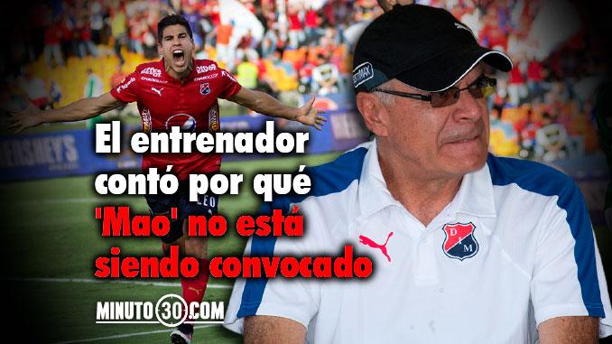 Pelaez reconoce que hay diferencias entre jugadores en el Medellin