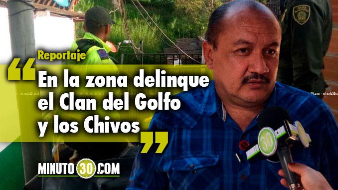 Julio César Rengifo - Líder de Derechos Humanos Comuna 16. Foto/Minuto30