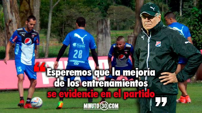 Previa Medellin Cali Semifinal Copa Aguila Juan Jose Pelaez