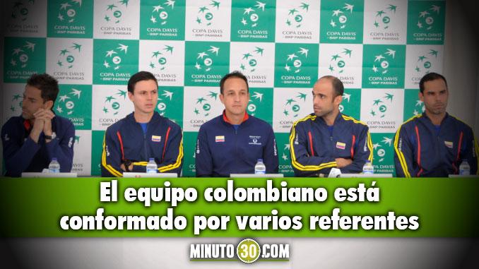 Seleccion Colombia Copa Davis