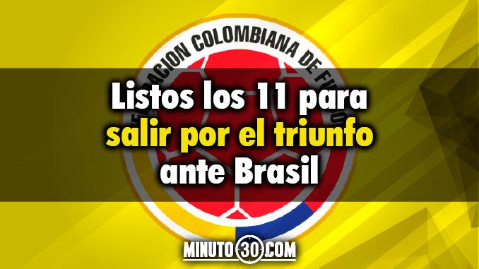 Seleccion Colombia Nomina