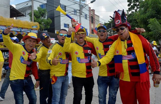 Seleccion Colombia hinchas 3